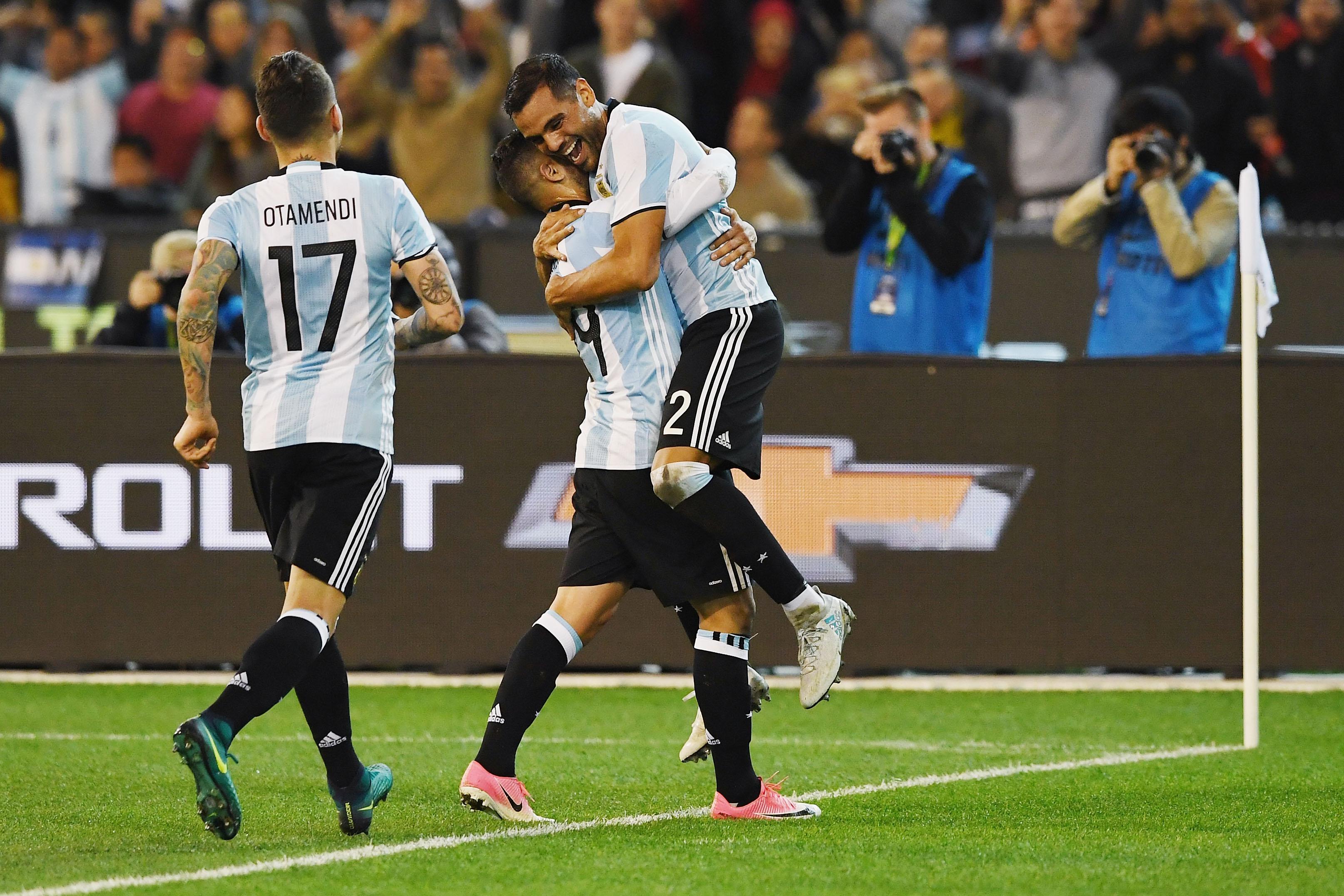 שחקני ארגנטינה