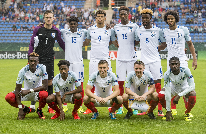 נבחרת אנגליה עד גיל 20