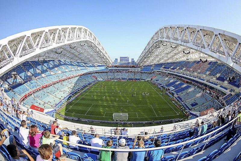 האצטדיון בסוצ'י