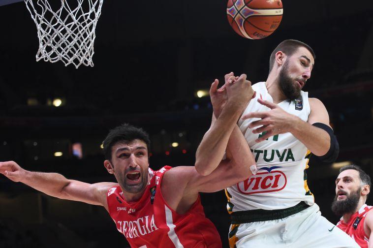 יורובאסקט: ליטא תפגוש את איטליה ברבע הגמר