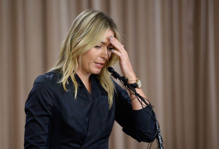 ברולאן גארוס הודיעו: לא נאפשר למריה שראפובה להתחרות
