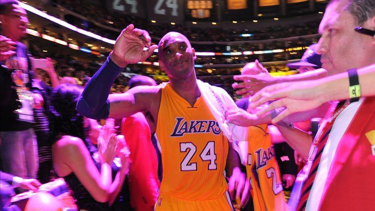"""בראיינט. """"לכדורסל יש השפעה חיובית על צעירים"""" (AFP)"""