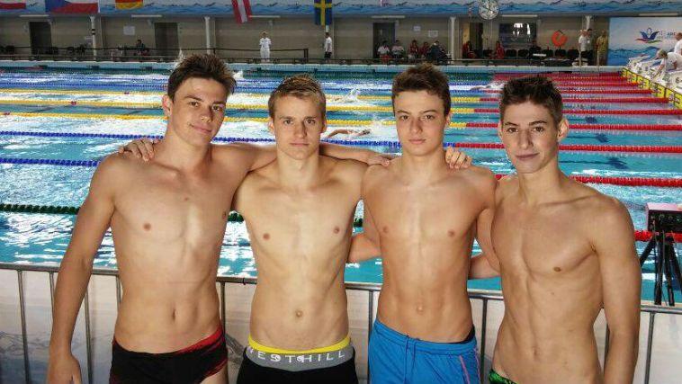 ארד לנבחרת הנוער בשחיה באליפות אירופה