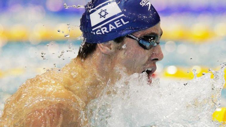 יעקב טומרקין יתחרה בסבב גביע העולם באסיה