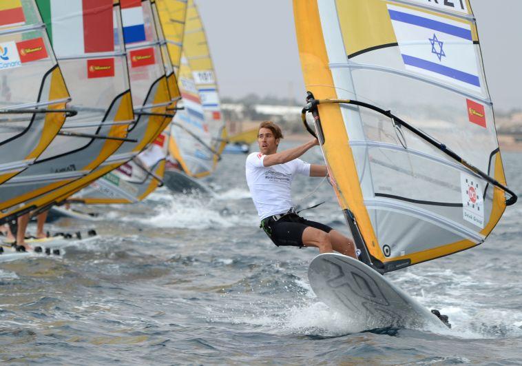 נמרוד משיח במקום השני באליפות אירופה במארסיי