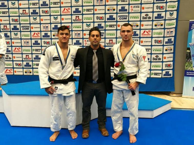 ההצלחות ממשיכות: עוד שתי מדליות כסף לג'ודו