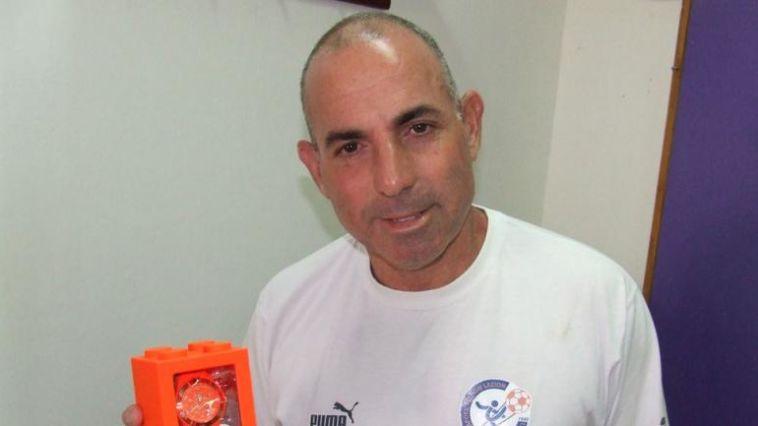 לחמן מונה למאמן מכבי הרצליה עד תום העונה