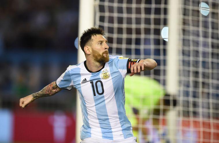 מסי יהווה תוספת כוח רצינית לאין התקפה של ארגנטינה. צילום: Getty