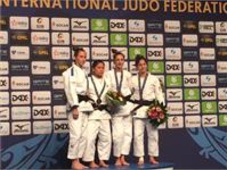 שתי מדליות לישראל בגראנד פרי בדיסלדורף
