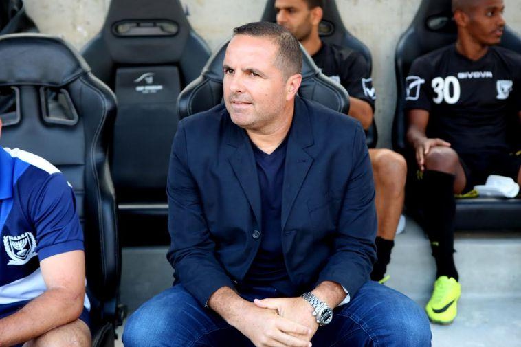 רן בן שמעון על סף סיכום כמאמן נבחרת קפריסין