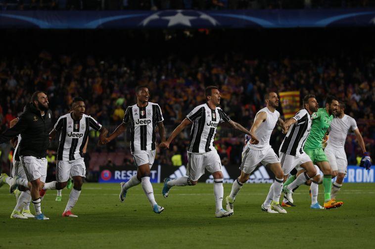 ככה עושים את זה: יובנטוס בחצי הגמר אחרי 0:0 בברצלונה