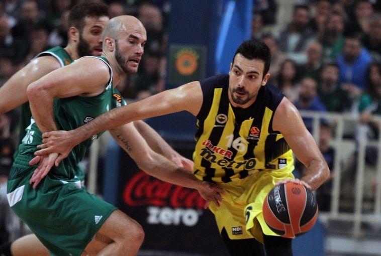 """עלו ל-0:2: פנרבחצ'ה שוב הדהימה ביוון, צסק""""א ניצחה בקושי"""