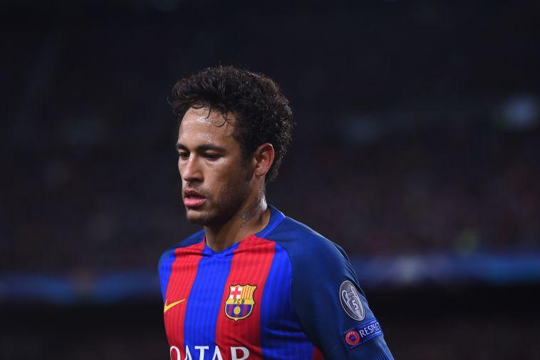 ניימאר כועס: אם אונסואה נשאר, אני עוזב את ברצלונה