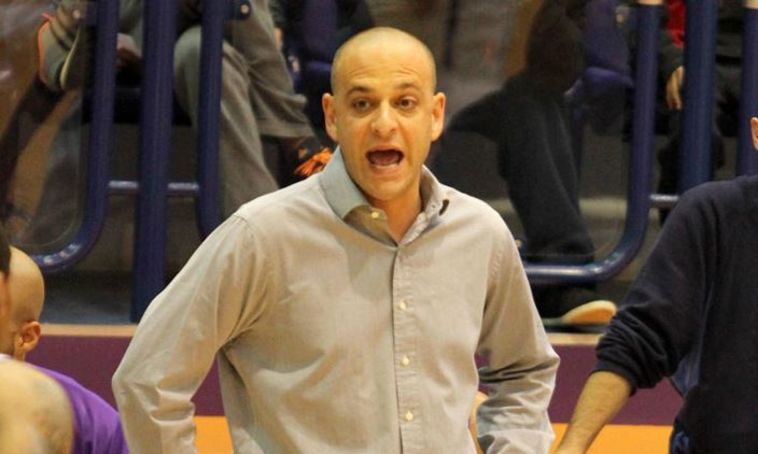 רועי חגאי מונה למאמן מכבי קריית גת