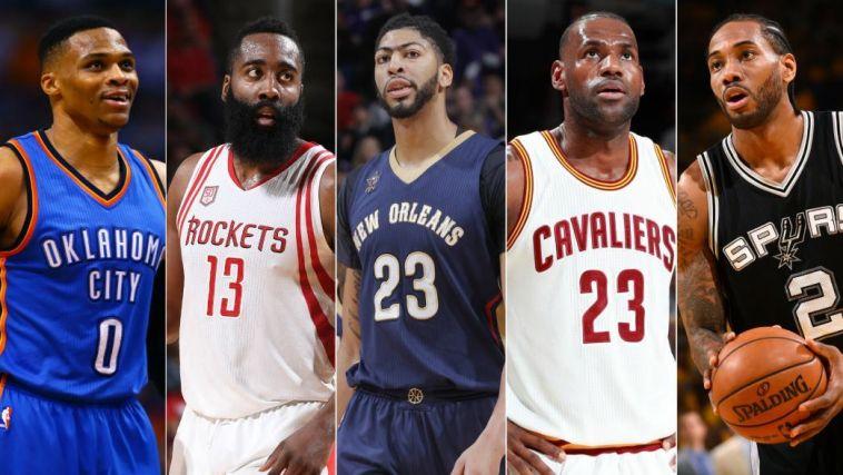 המצטיינים ב-NBA