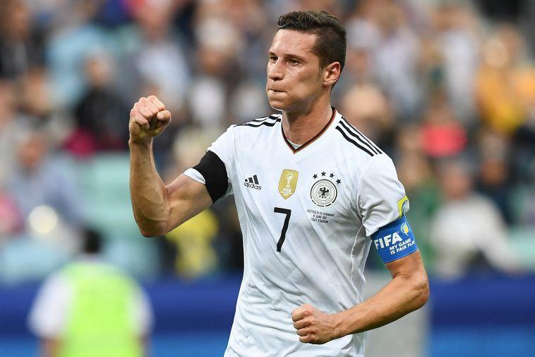 גביע הקונפדרציות: גרמניה ניצחה 2:3 את אוסטרליה במשחק מצוין