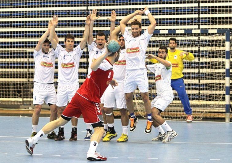 נבחרת ישראל בכדוריד