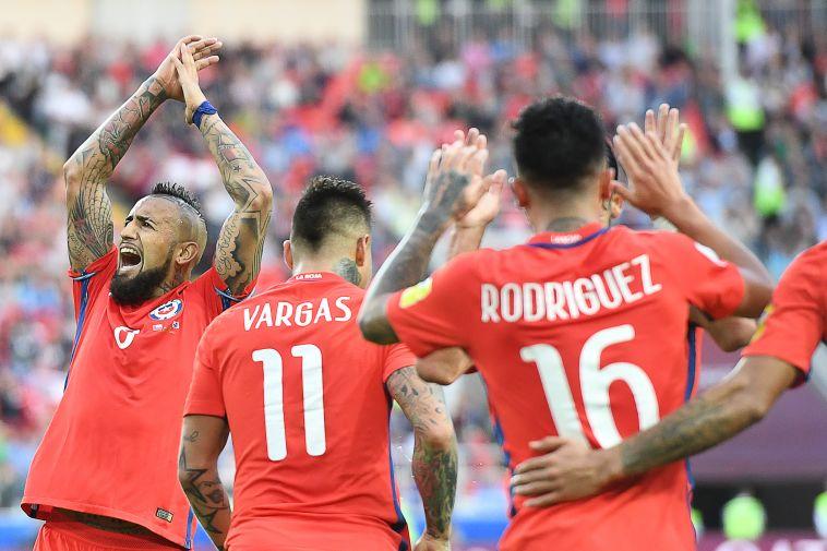 נבחרת צ'ילה