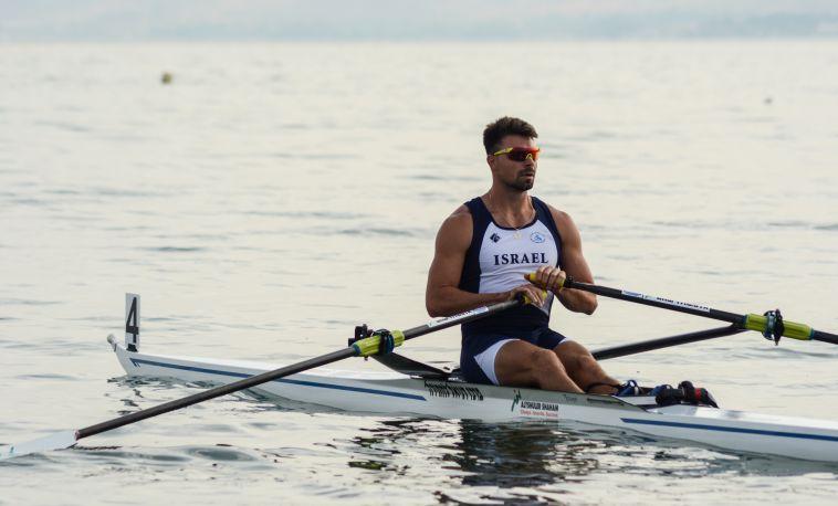 מכביה 2017: חמש מדליות זהב לחותרים, חמש ללינוי אשרם