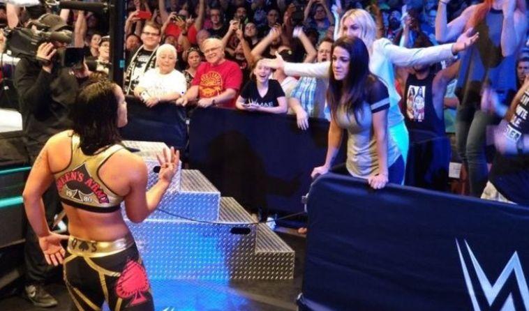דיווח: האם רונדה ראוזי בדרך לזירת WWE?