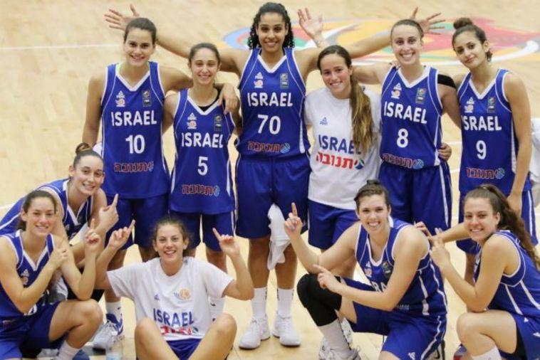 העתודה סיימה במקום ה-7 באליפות אירופה דרג' ב לנשים