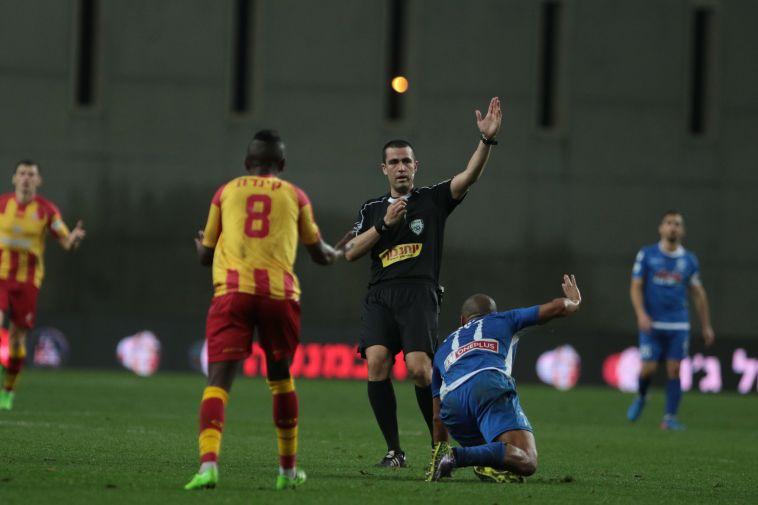 עתירת סימניאן נדחתה, לא ישפוט העונה בליגת העל