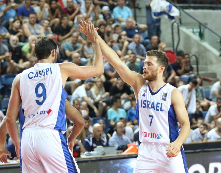 70:85 משכנע לנבחרת ישראל על נבחרת הונגריה