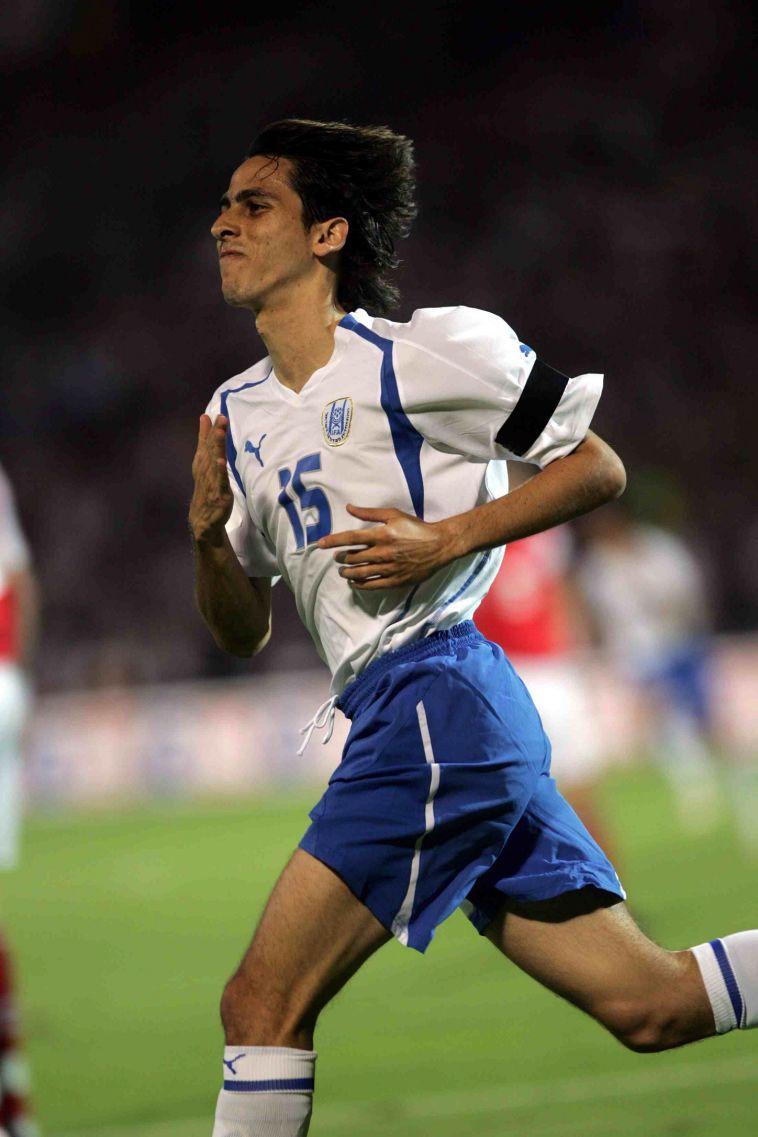 ילד מוצלח: חמשת המשחקים הגדולים של יוסי בניון בנבחרת ישראל