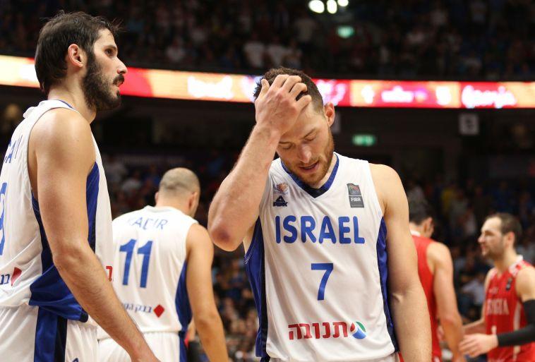 כל מילה מיותרת: ישראל הפסידה 104:91 לגיאורגיה והודחה מאליפות אירופה