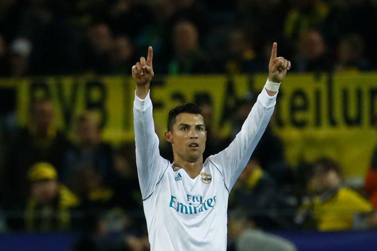 תמיד יש פעם ראשונה: 1:3 לריאל מדריד בדורטמונד