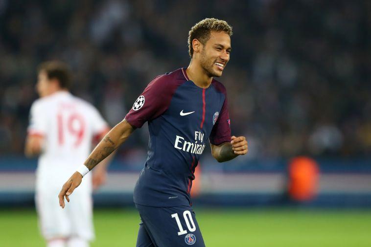 ניימאר נבחר לשחקן המשפיע ביותר בכדורגל הצרפתי