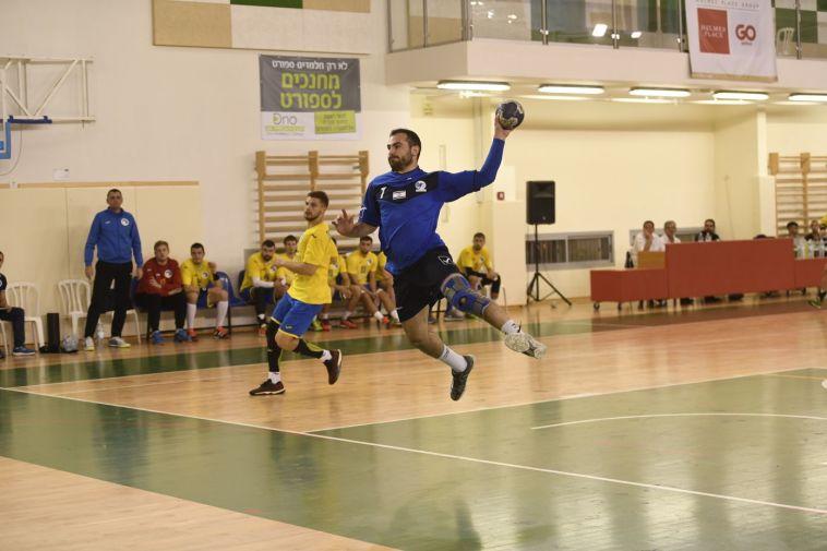 סיימו עם ניצחון: 29:30 לנבחרת ישראל על אוקראינה