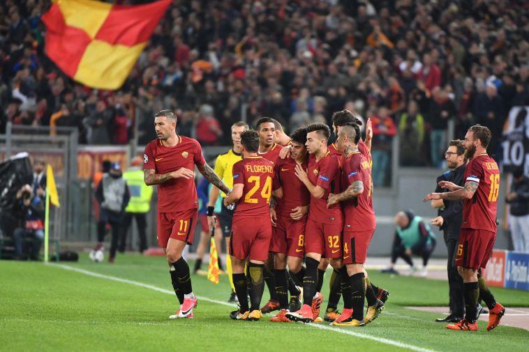 רומא דרסה 0:3 את צ'לסי, צמד גדול לאל שעראווי