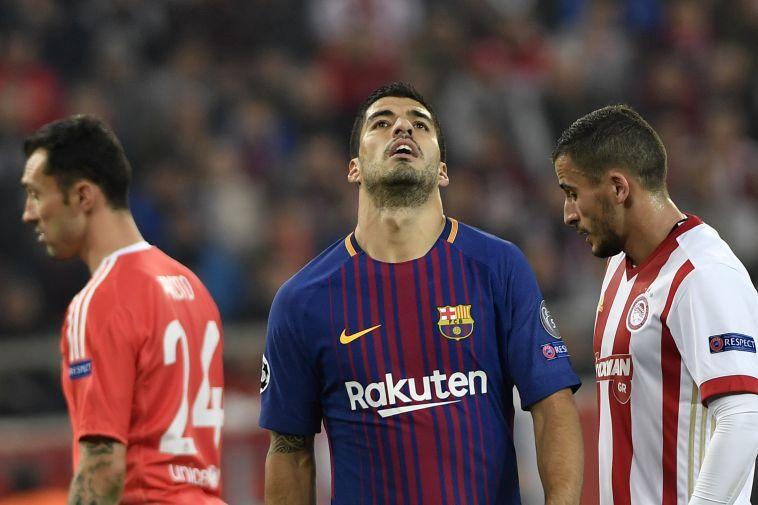 """סוארס: """"אני שואל את עצמי האם אני מזיק לקבוצה"""", פקיר מועמד לברצלונה"""