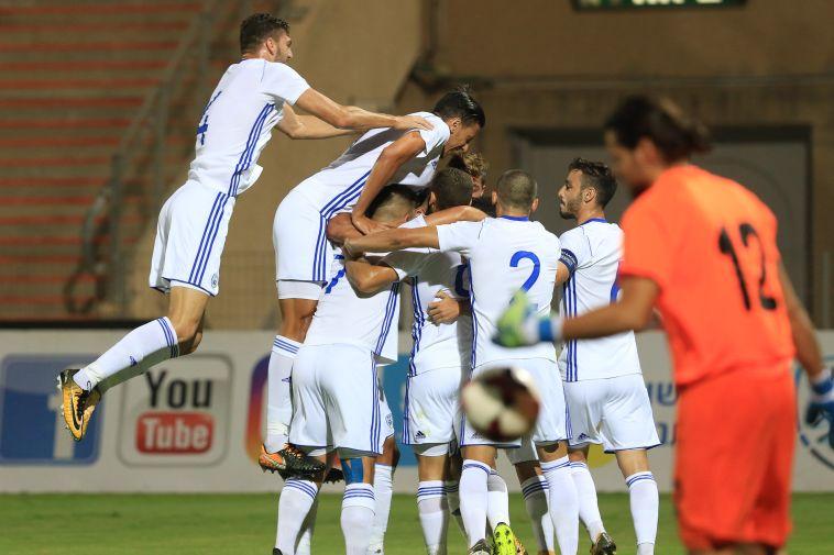 נבחרת ישראל הצעירה