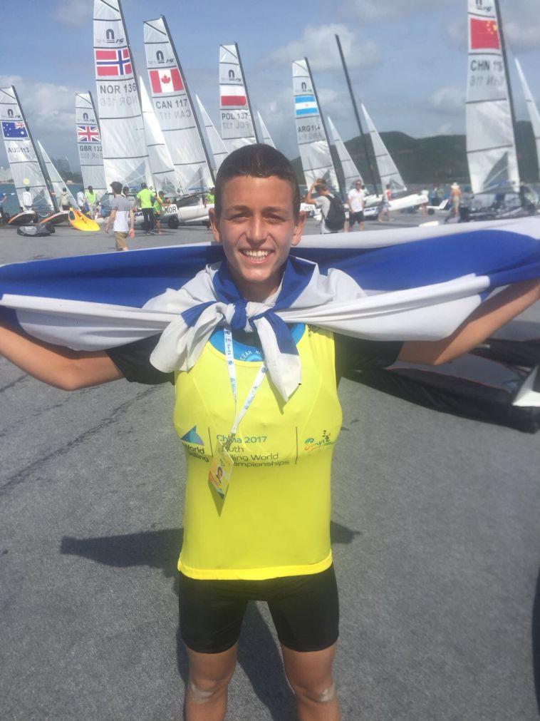 יואב כהן ומאור בן הרוש הוכתרו לאלופי העולם לנוער