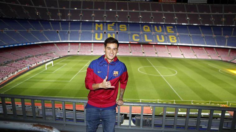 קוטיניו: לא הייתי עובר לאף קבוצה אחרת חוץ מברצלונה