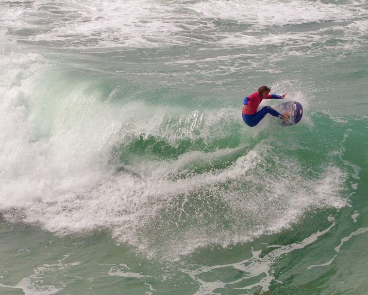 סבב אליפות העולם בגלישת גלים חוזר בסוף השבוע לנתניה