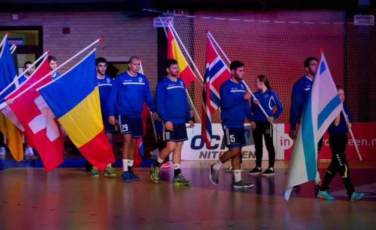 נבחרת ישראל בכדוריד. Limburgse Hndball Dagen