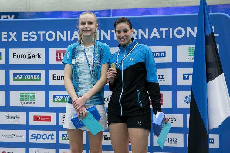 קסניה פוליקארפובה זכתה בטורניר יונקס באסטוניה