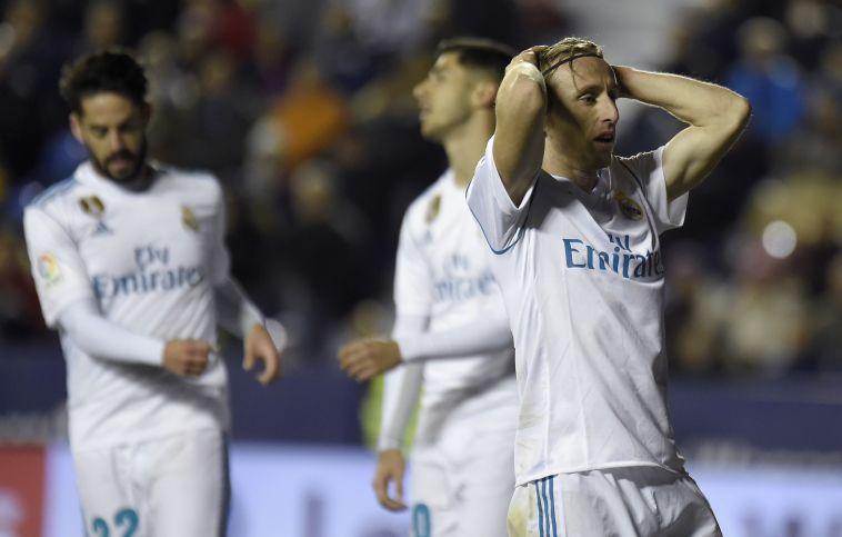 רק 2:2 לריאל מדריד מול לבאנטה, 1:5 לאייבר על סביליה