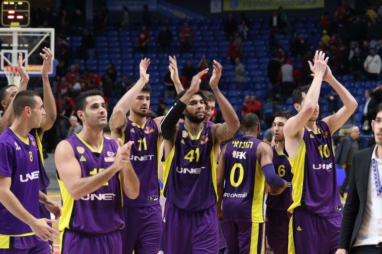התפרקה בהיכל: ירושלים נכנעה 76:67 לחולון והודחה בחצי הגמר