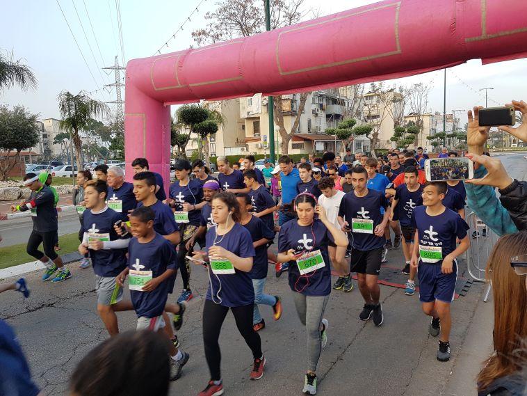 אלופת מרתון טבריה תנסה לשבור שיא במרוץ אור יהודה