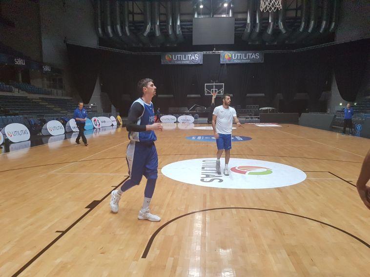 נבחרת הכדורסל
