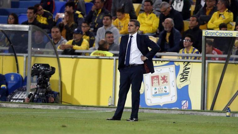 ואלוורדה: לא היה פנדל, עכשיו המשחק מול אתלטיקו חשוב אפילו יותר