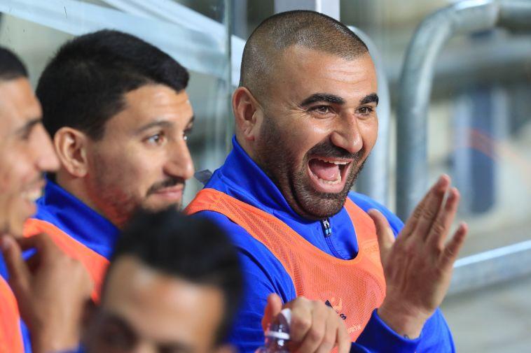 המפיח עניין בשעמום: ערן לוי הוא הפנים של נבחרת ישראל