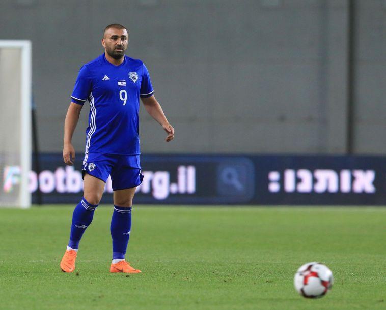 ערן לוי: אני ראוי להיות בסגל הנבחרת במשחק מול ארגנטינה