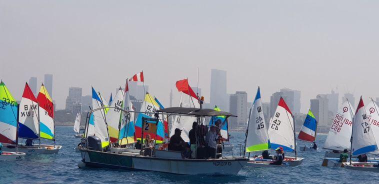 אליפות ישראל לנוער ב-RSX
