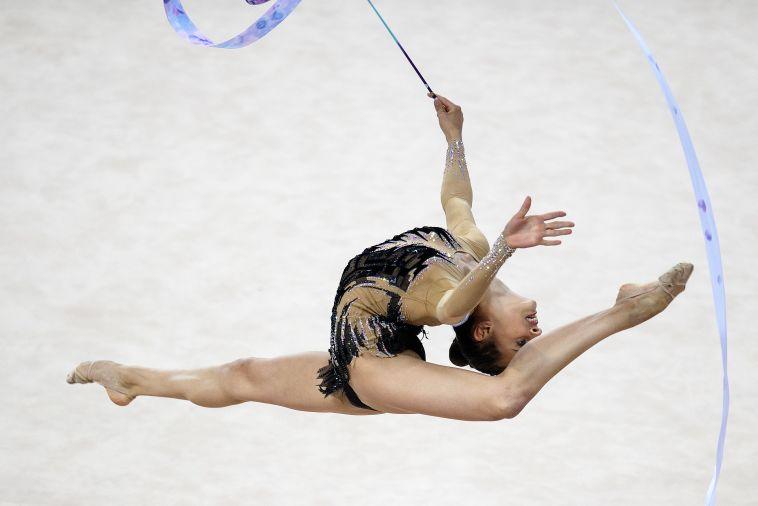 מדליית זהב ושיא עולם ללינוי אשרם בגביע העולם במינסק