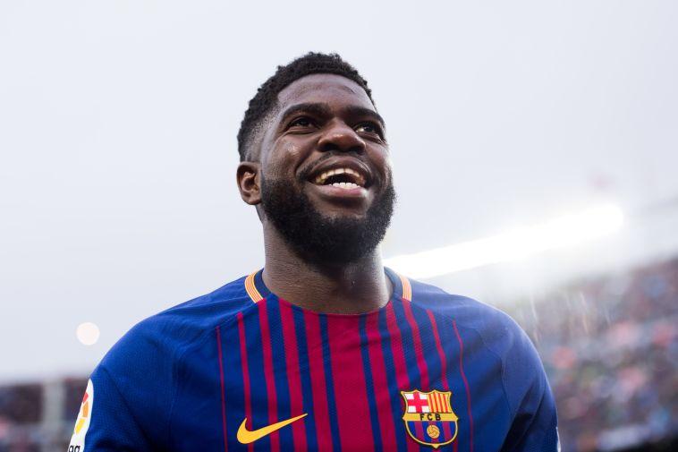 אומטיטי: גאה לשחק בברצלונה, סעיף השחרור לא מעניין אותי